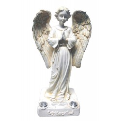 Praying Angel Solar Figurine Lights: 1 unit/Package