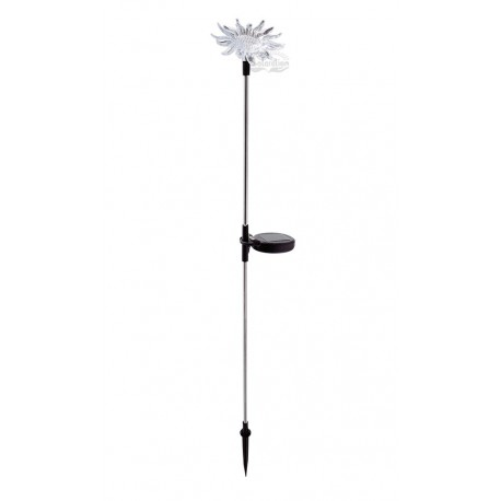 A pack of Two Sunflower Solar Garden Lights: 24 units/Case
