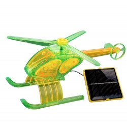 Assembly solar Helicopter for age 8+: 24 units/Case