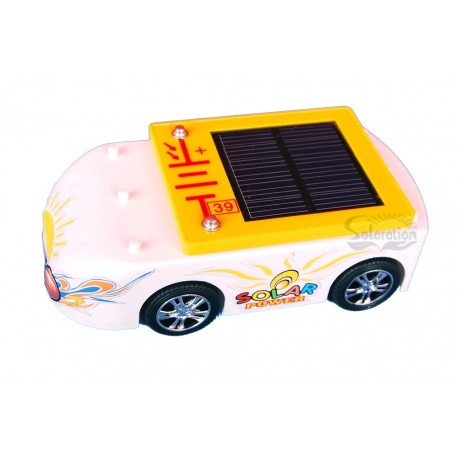 Solar Snap On Car Education Kit for age 5+: 20 units/Case