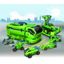 Assembly 7 in 1 Solar Heavy Duty Vehicle for age 10+: 18 units/Case