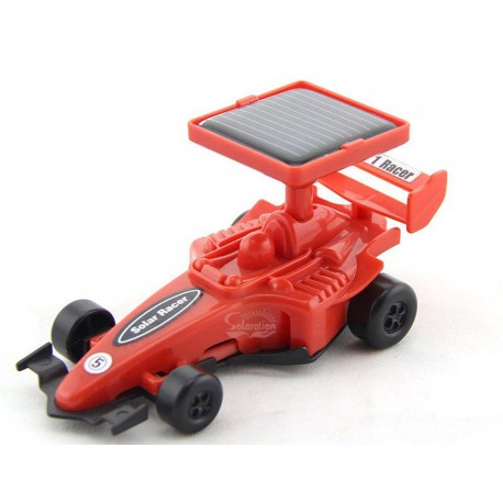 5020 Solar Red Buggy Race Car Assembly Kit for age 8+: 18 units/Case