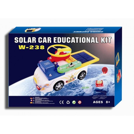 Solar Snap On Advanced Car Education Kit for age 8+: 10 units/Case