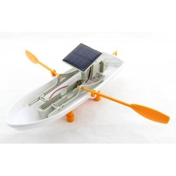 Solar Race Boat Assembly Kit for age 8+: 20 units/Case